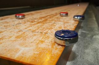 SOLO® Shuffleboard Movers Lancaster, Pennsylvania.